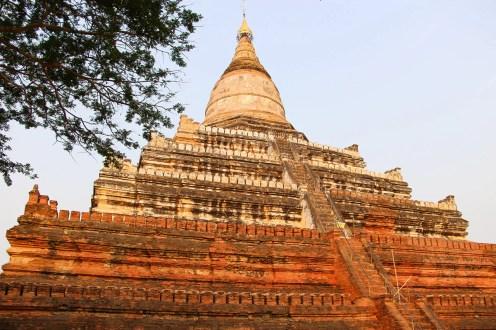 Shwesandaw Pagode in Bagan