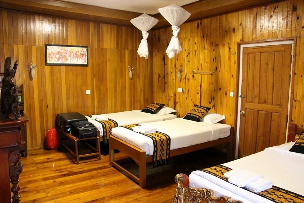 Zimmer Golden Empress Hotel Nyaung Shwe