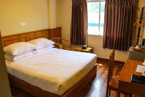 Zimmer Hotel H Valley Yangon