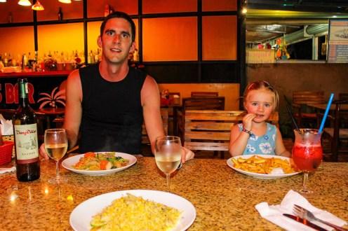Abendessen Colors Restaurant