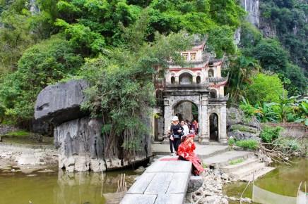 Bich Dong Pagode Ninh Binh