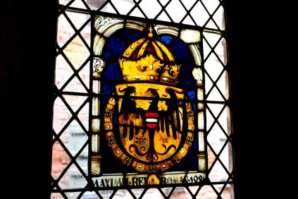 Bleiglasfenster Hohkönigsburg