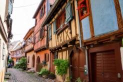 Fachwerkhäuser Eguisheim