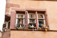 Fenster Riquewihr