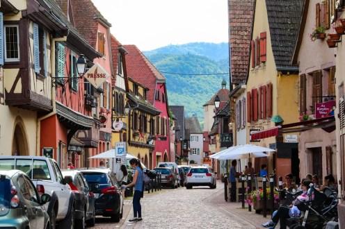 Grand Rue Turckheim