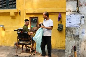Haarschneider Hanoi