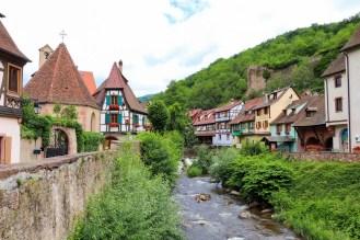 Häuser Kaysersberg