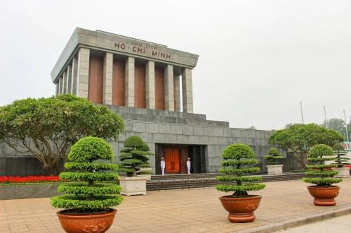 Ho Chi Minh Mausoleum Hanoi