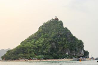 Insel Ti Top Halong Bucht