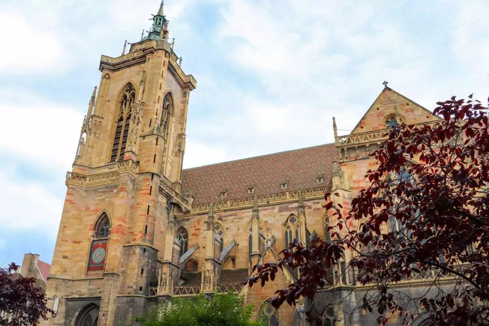Martinsmünster Colmar Kathedrale