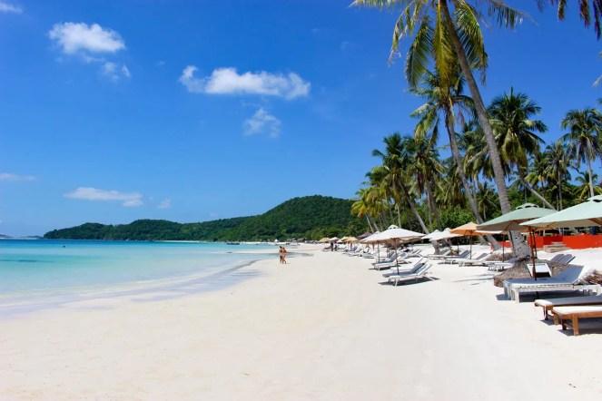 Sao Beach Vietnam