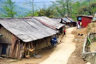 Sin Chai Village in der Nähe von Sapa