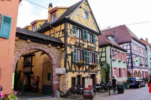 Turckheim Elsass