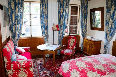 Zimmer Hostellerie Des Seigneurs De Ribeaupierre