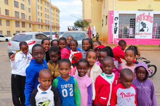 Kinder Nairobi