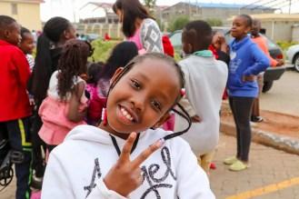Mädchen Nairobi