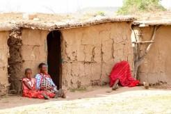 Masai Haus Masai Mara