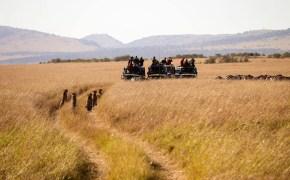 Safari Masai Mara ab Nairobi