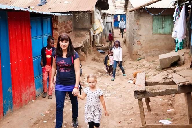 Slum Nairobi Mathare
