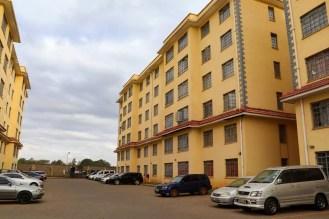 Wohnsiedlung Nairobi