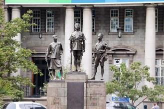 World War Monument Nairobi
