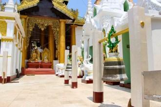 Bells Shwedagon Pagode
