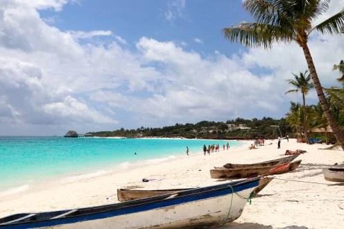 Kendwa Beach Sansibar