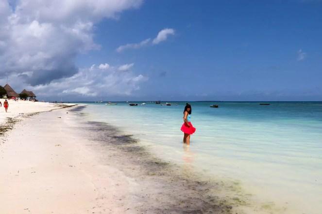 Nungwi Beach Sansibar