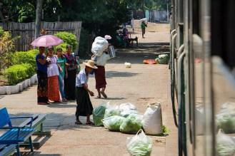Ringbahn Yangon