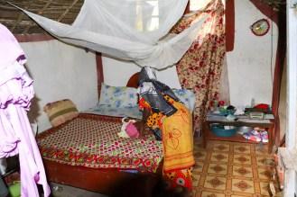 Schlafzimmer Haus Sansibar