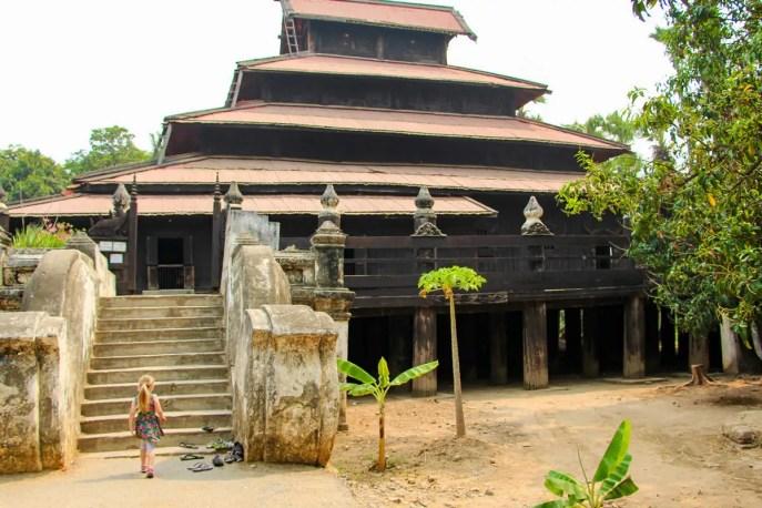 Bagaya Kloster Myanmar