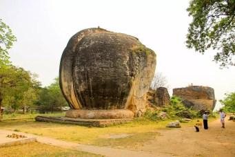 Chinthe Mingun Pagode