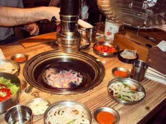 Grillrestaurant in Seoul