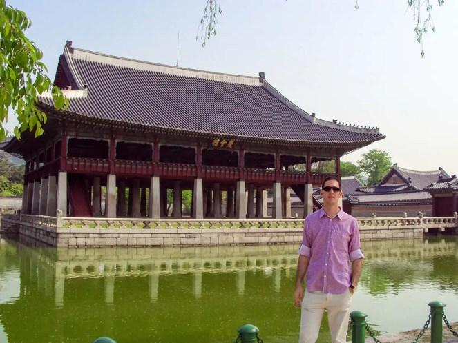 Gyeonghoeru Pavillon
