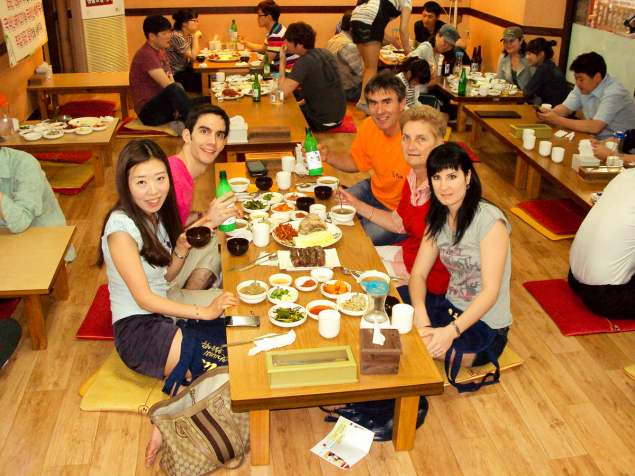 Heungbu Bossam Restaurant in Seoul