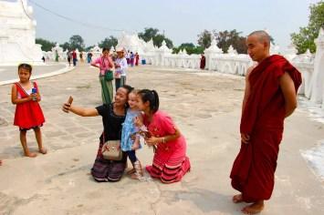 Hsinbyume Pagode Mandalay