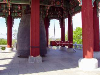 Imjingak Park Peace Bell