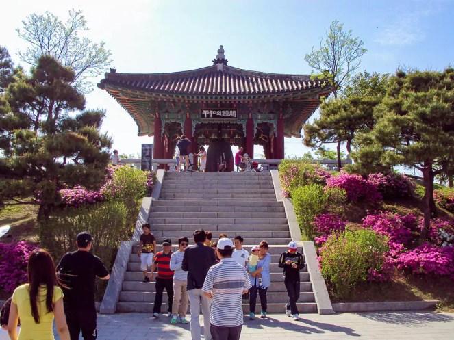 Imjingak Park Südkorea