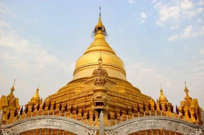 Kuthodaw Pagode Myanmar