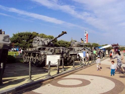 Panzer Imjingak Park