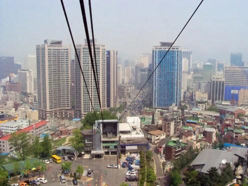 Seilbahn Seoul