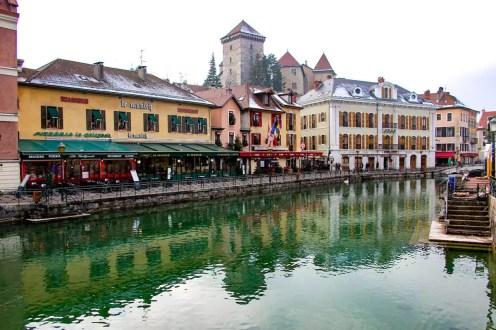 Innenstadt Annecy