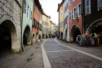 La Vieille Ville Annecy