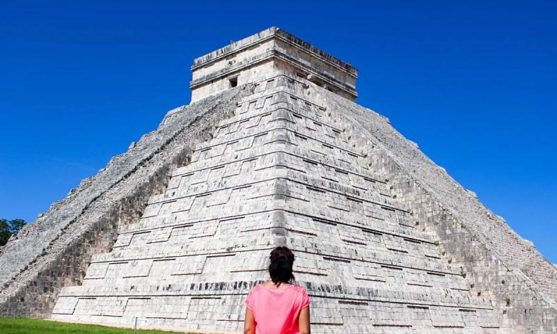Chichén Itzá Weltwunder