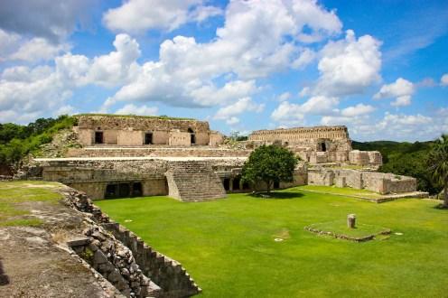 Kabah Ruinen Yucatan