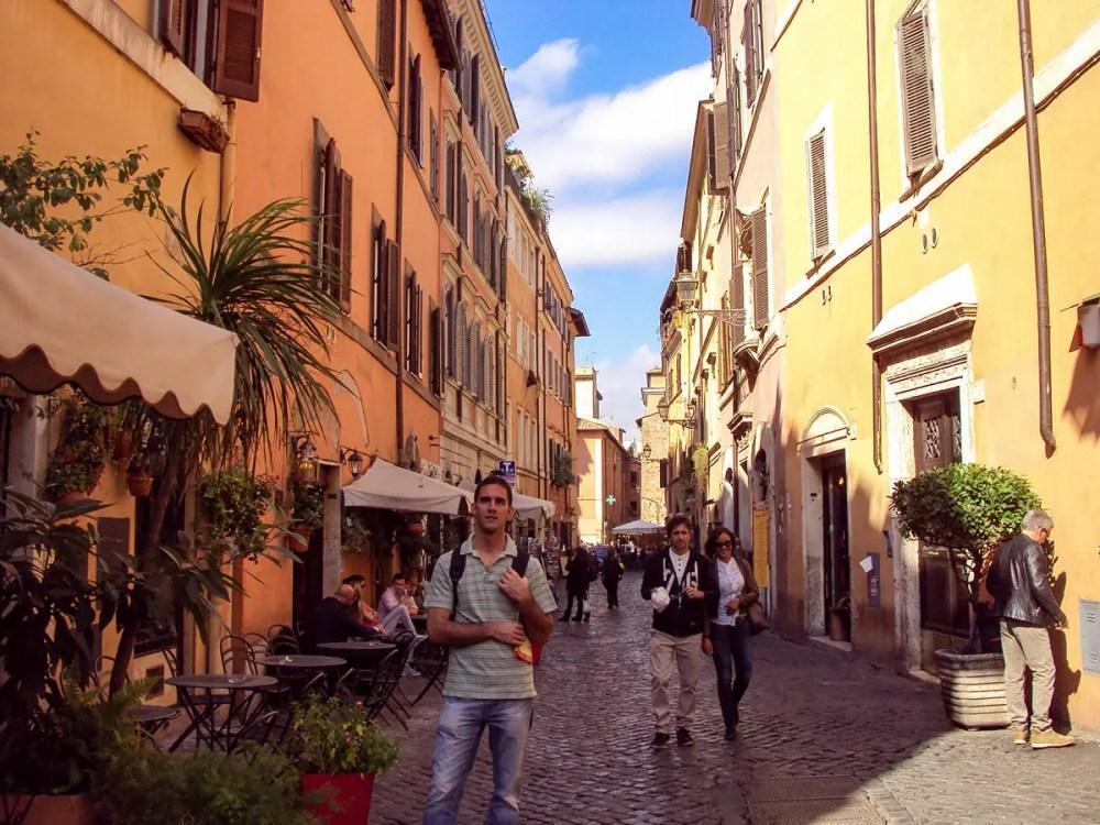 Trastevere in Rom