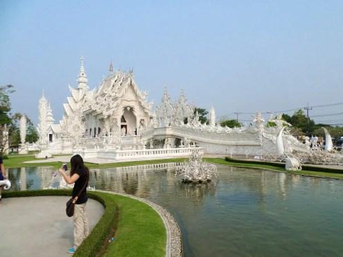 Chiang Rai Weisser Tempel