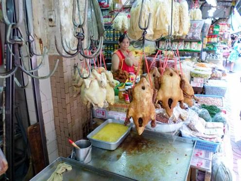 Chinatown Old Market in Bangkok
