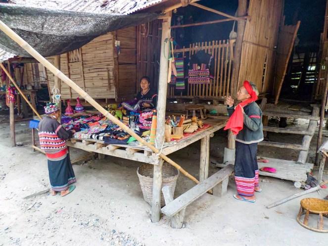Handwerk Baan Tong Luang