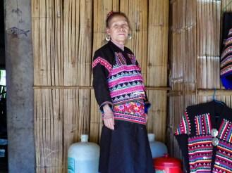 Lahu Frau Ching Mai